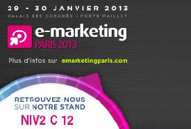 sMsmode au salon e-marketing