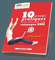 livre blanc Bonnes pratiques du SMS Marketing