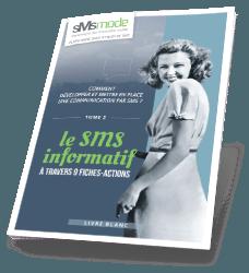 livre blanc SMS information