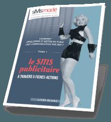 livre blanc SMS publicité