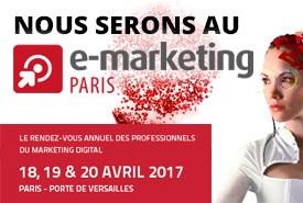 sMsmode au salon E-Marketing 2017
