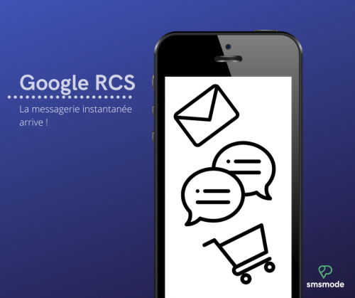 RCS google smsmode CPaaS startup solution communication
