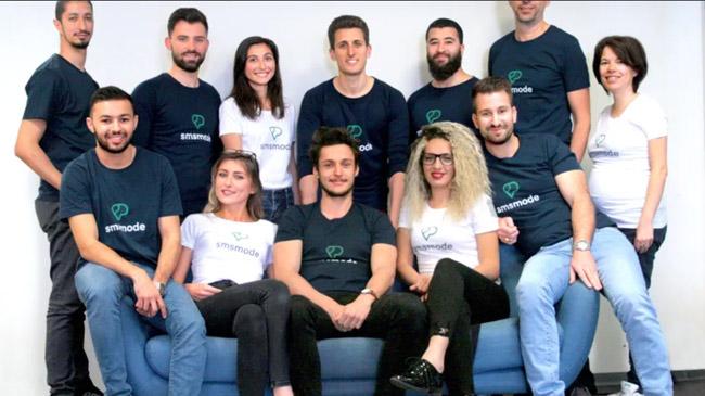 smsmode, das auf Benachrichtigungen spezialisierte KMU aus Marseille